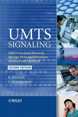 Umts signaling kreher