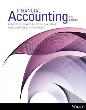Financial Accounting, 9th Edition, Binder Ready Version
