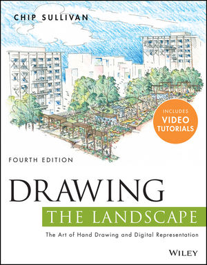 Drawing the Landscape, 4th Edition (1118799194) cover image