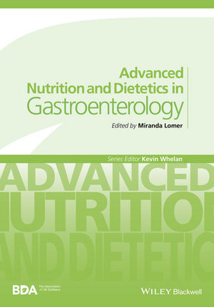 Advanced Nutrition and Dietetics in Gastroenterology (1118872894) cover image