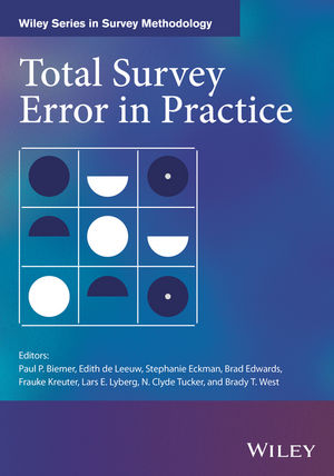 Total Survey Error in Practice  (1119041694) cover image