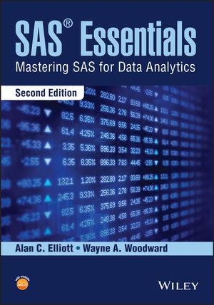 SAS Essentials: Mastering SAS for Data Analytics, 2nd Edition (1119042194) cover image
