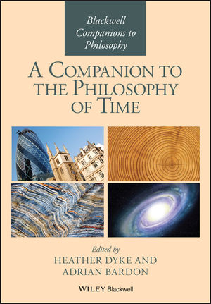 A Companion to the Philosophy of Time (1119145694) cover image