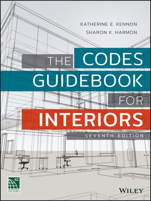 The Codes Guidebook for Interiors, 7th Edition