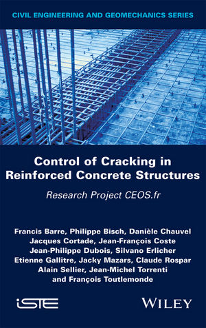 Control of Cracking in Reinforced Concrete Structures: Research Project CEOS.fr (1119347394) cover image