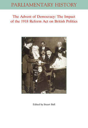The Advent Of Democracy: The Impact Of The 1918 Reform Act On British Politics