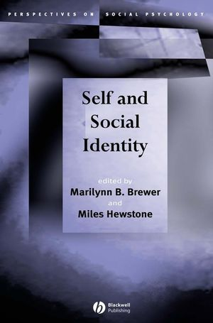 Self and Social Identity (1405110694) cover image