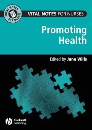 Vital Notes for Nurses: Promoting Health (1405139994) cover image