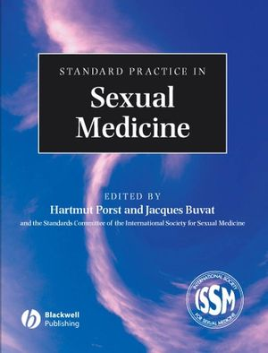 Standard Practice in Sexual Medicine (1405157194) cover image