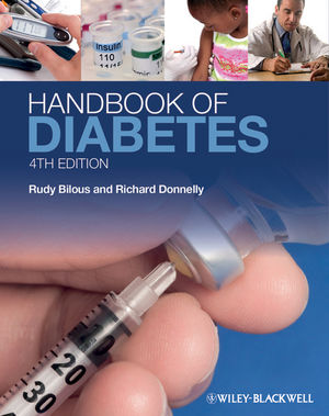 Handbook of Diabetes, 4th Edition (1405184094) cover image