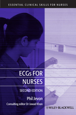 ECGs for Nurses, 2nd Edition (1444309994) cover image