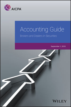 Accounting Guide: Brokers and Dealers in Securities 2018