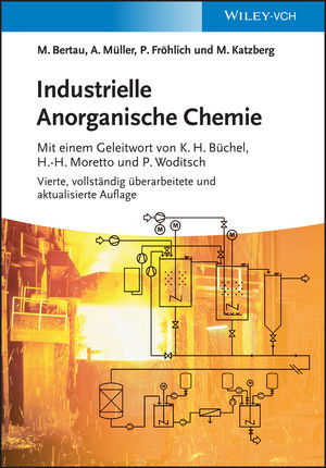 Industrielle Anorganische Chemie, 4. Auflage