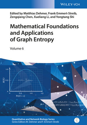 Mathematical Foundations and Applications of Graph Entropy (3527339094) cover image