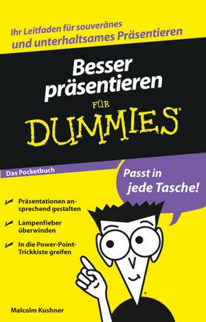 Besser präsentieren für Dummies, Das Pocketbuch