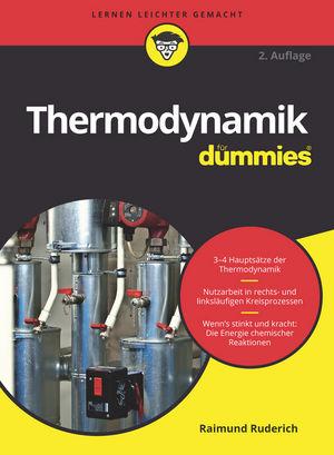 Thermodynamikfür Dummies, 2. Auflage