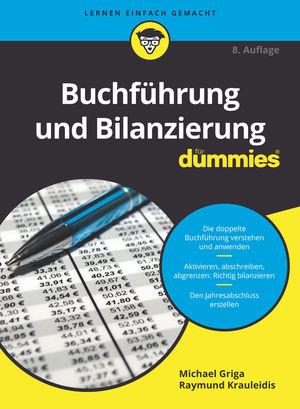 Buchfuhrung und Bilanzierung fur Dummies