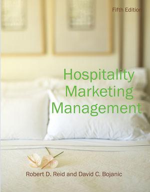 Hospitality Marketing Management, 5th Edition (EHEP000094) cover image