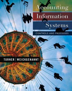 Accounting Information Systems: Controls and Processes, 1st Edition (EHEP000494) cover image