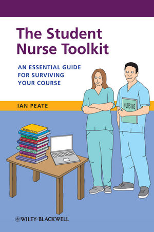 The Student Nurse Toolkit: An Essential Guide for Surviving Your Course (EHEP002894) cover image