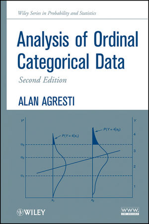Analysis of Ordinal Categorical Data, 2nd Edition (0470082895) cover image