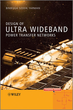 Design of Ultra Wideband Power Transfer Networks