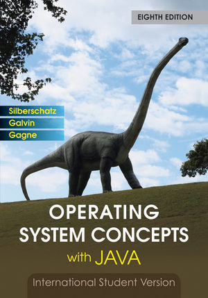 Operating System Concepts With Java 8th Edition International