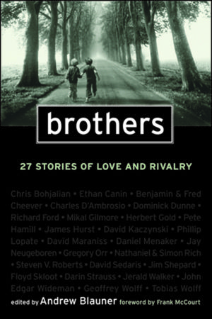 Brothers: 26 Stories of Love and Rivalry (0470458895) cover image