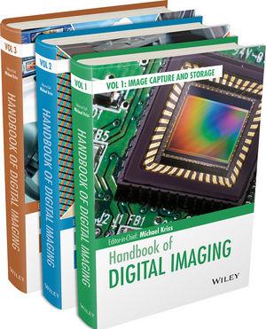 Handbook of Digital Imaging (0470510595) cover image