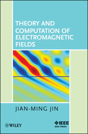 Theory and Computation of Electromagnetic Fields (0470533595) cover image