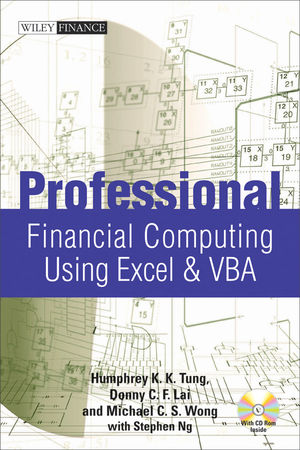 Professional Financial Computing Using Excel and VBA