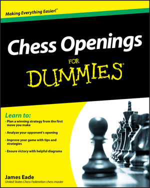 Chess Openings For Dummies (0470882395) cover image