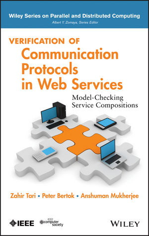 Verification of Communication Protocols in Web Services: Model-Checking Service Compositions (0470905395) cover image