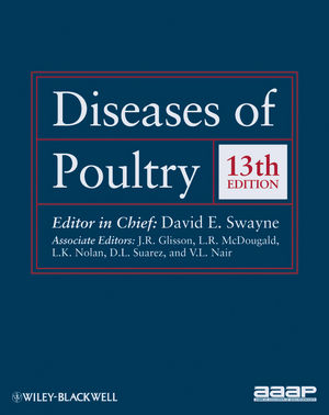 Diseases of Poultry, 13th Edition