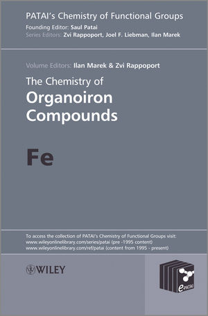 The Chemistry of Organoiron Compounds: Fe