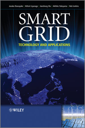 Smart Grid: Technology and Applications (0470974095) cover image