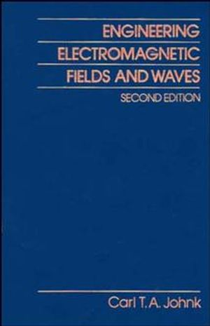 Engineering Electromagnetic Fields and Waves, 2nd Edition (0471098795) cover image
