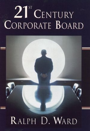 21st Century Corporate Board (0471156795) cover image