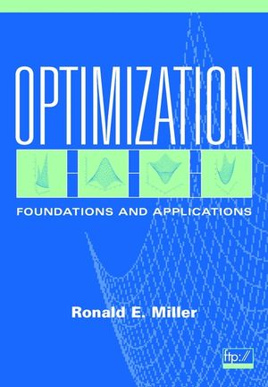 Optimization: Foundations and Applications