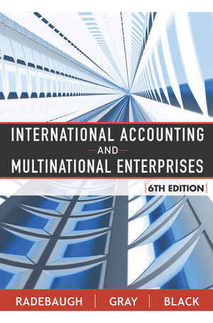 International Accounting and Multinational Enterprises, 6th Edition (0471652695) cover image