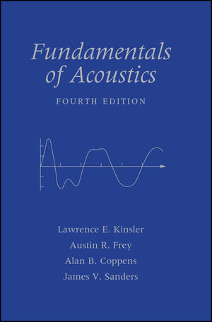 Fundamentals of Acoustics, 4th Edition