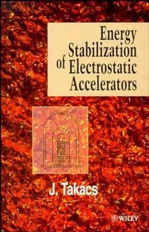 Energy Stabilization of Electrostatic Accelerators (0471970395) cover image