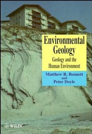 Environmental Geology: Geology and the Human Environment (0471974595) cover image