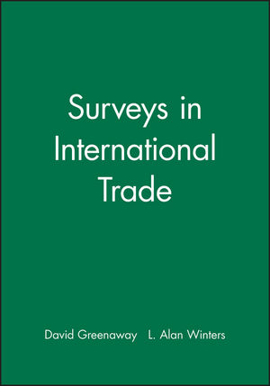 Surveys in International Trade