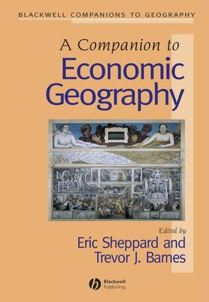 A Companion to Economic Geography (0631235795) cover image