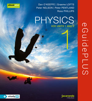 Physics 1 VCE Units 1 And 2 eGuidePLUS (Online Purchase)