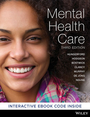 Mental Health Care: An Introduction for Health Professionals, 3rd Edition