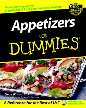 Appetizers For Dummies