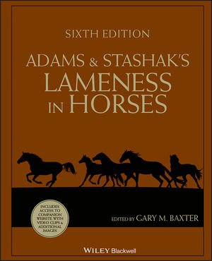 Adams and Stashak's Lameness in Horses, 6th Edition