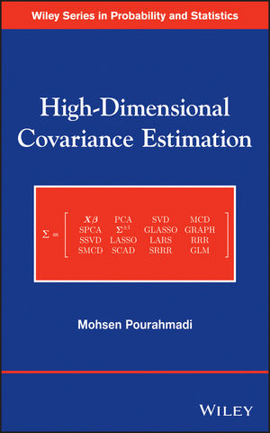 High-Dimensional Covariance Estimation: With High-Dimensional Data (1118034295) cover image